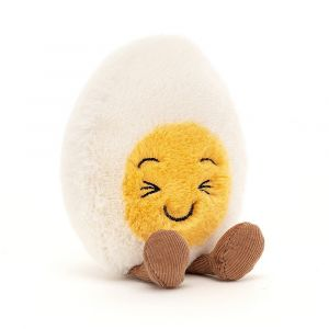 Oeuf Boiled Egg Laughing