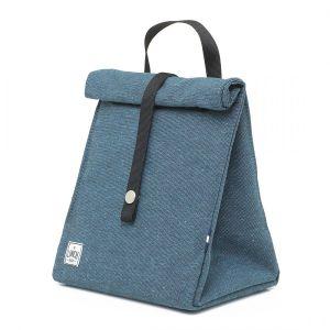 Lunchbag Bleu foncé