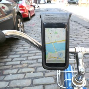Protection telephone pour velo
