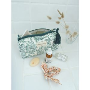 Trousse Maquillage Lilas Lagon