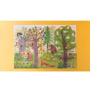 PZ367U Night & Day Puzzle reversible