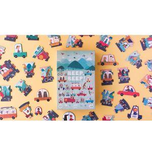 Beep Beep! Puzzle
