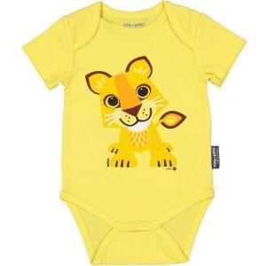 Body manches courtes Lion -12 mois