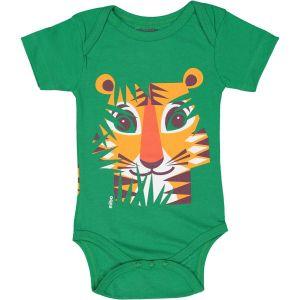 Body manches courtes Tigre - 12 mois