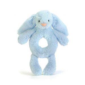 Bashful Blue Bunny Grabber
