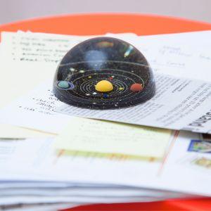 Presse-papier planetaire