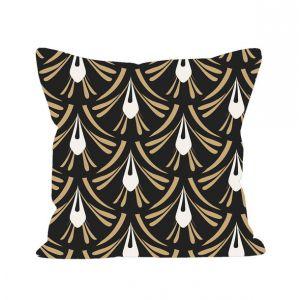 Housse de coussin Art Deco - 40x40cm