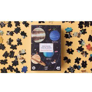 Puzzle Découvre les planètes