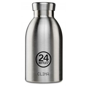 Clima Bottle 330ml Bouteille Steel Basic Collection