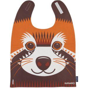 Grande serviette Panda Roux