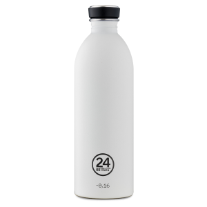 Urban Bottle 1000ml Bouteille Ice White Basic Collection