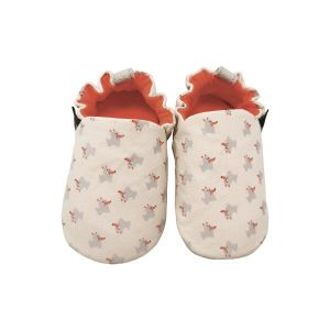 Chaussons chiens 6-12 mois