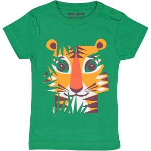 Tshirt manches courtes Tigre - 4 ans