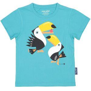 T shirt mibo toucan 4 ans