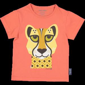 Tshirt manches courtes Guepard - 4 ans