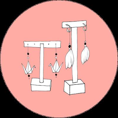 Sélection de bijoux