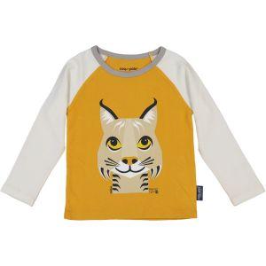 Tshirt ML raglan Lynx 4 ans
