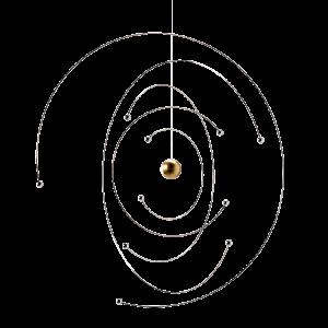 Niels Bohr Atom Model Mobile