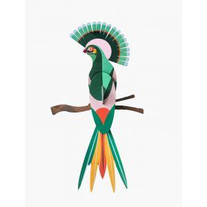 Décoration murale oiseaux du paradis gili