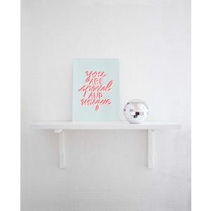 Affiche You are Special & Unique