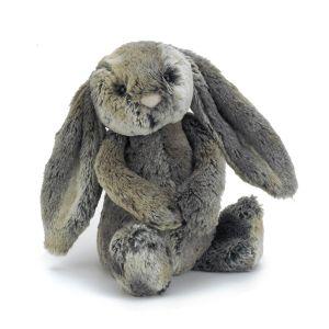 Bashful Cottontail Bunny Medium - peluche lapin