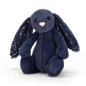 Bashful Stardust Bunny Small - peluche lapin