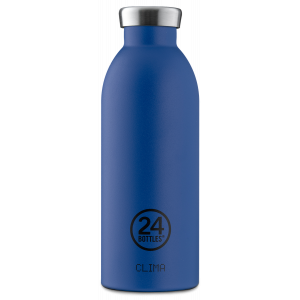 Clima Bottle 500ML Bouteille Gold Blue Choromatic Collection