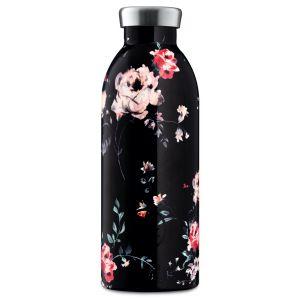 Clima Bottle 330ml Bouteille Ebony Rose Floral