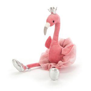 Fancy Flamingo - peluche flamand rose