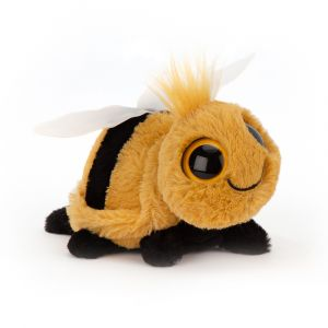 Frizzles Bee - peluche abeille