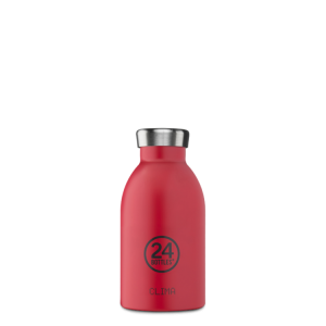 Clima Bottle 330ml Bouteille Hot Red Choromatic Collection
