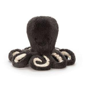 Inky Octopus Baby - peluche pieuvre