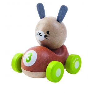 Bunny le lapin de course