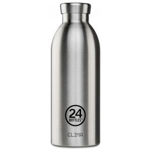 Clima Bottle 500ML Bouteille Steel Basic Collection