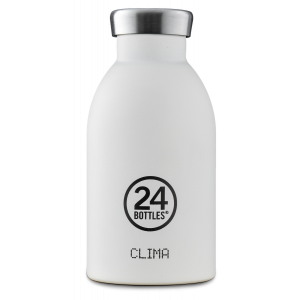 Clima Bottle 330ml Bouteille Ice White Basic Collection