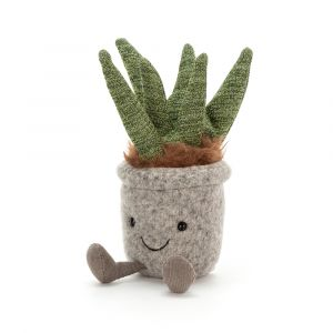 Silly Succulent Aloe - peluche aloe