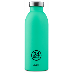 Clima Bottle 500ML Bouteille Mint Wood Collection