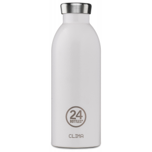 Clima Bottle 500ML Bouteille Arctic White Roover Collection