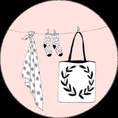 Sélection tendance d'accessoires de mode