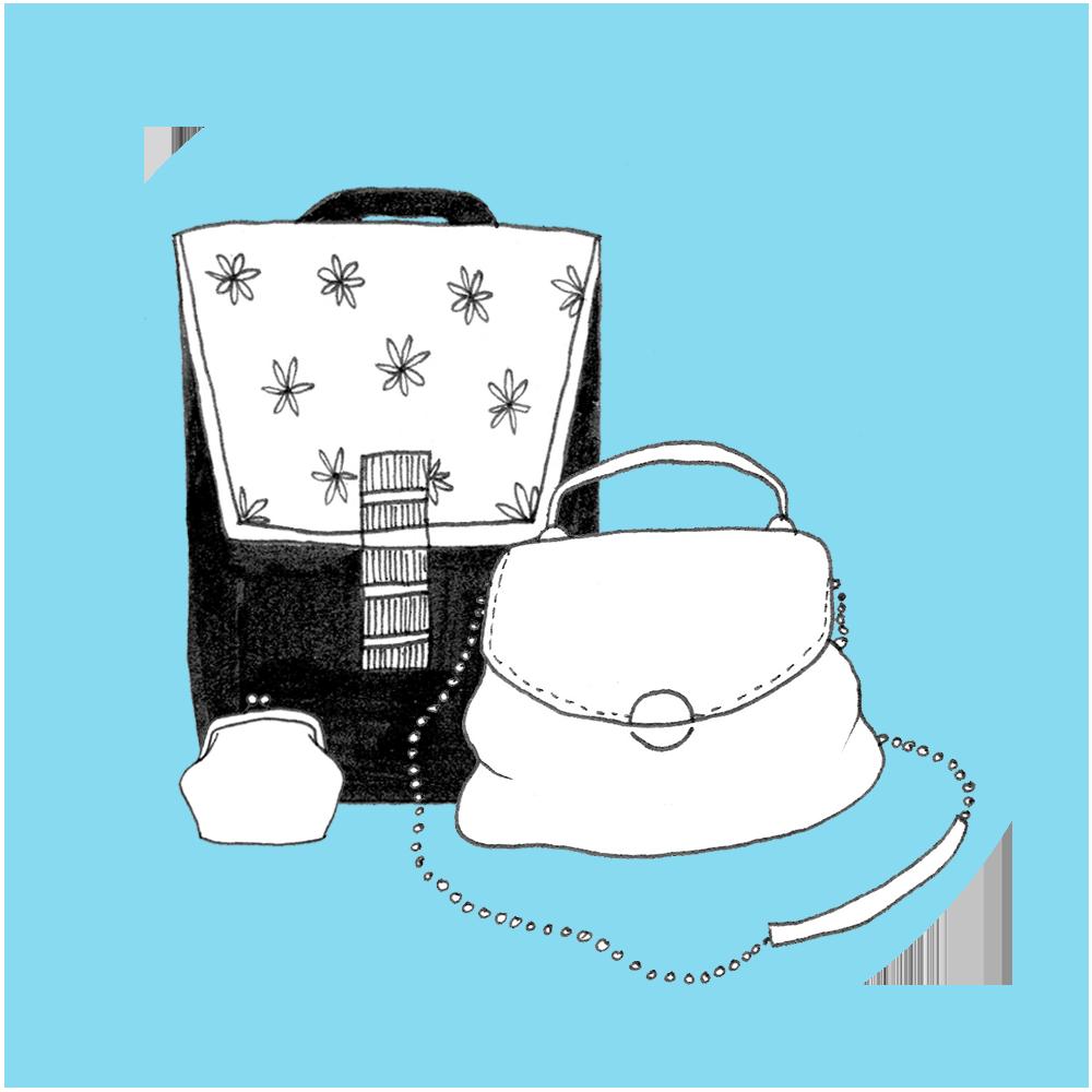 Maroquinerie et sac à main